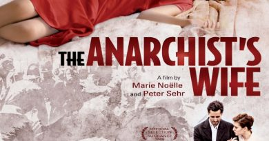 Фильм «Жена анархиста»