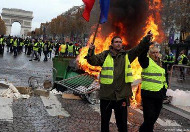 Москва — не Париж. Рассуждения анархиста о протесте «Желтых жилетов»