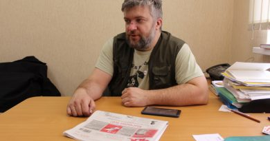 "Minsk: an IT-specialist kidnapped by the cops at night for writing ""ACAB"" in Facebook"