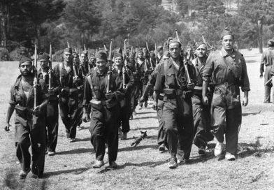 О военной организации анархистов периода гражданской войны в Испании