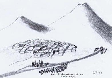 Социальная революция в эпоху неолита: от Чаёню к Чатал-Гююку