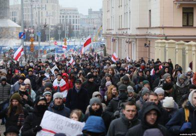Незалежная Беларусь і анархісты