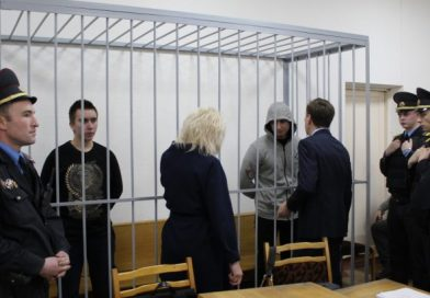 Two anarchists from Belarus sentenced to 7 years for series of direct actions