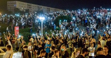 Заявление интернационала федерации анархистов по ситуации в Беларуси