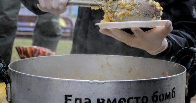 Интервью с анархистской инициативой «Еда Вместо Бомб» 🥕> 💣