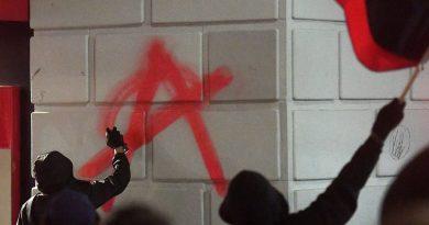 Международная преступная организация анархистов