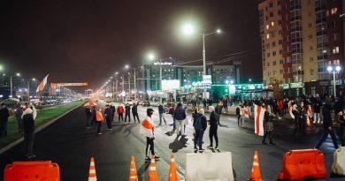 Анархісты Беларусі: Народ сам пачаў закладаць прынцыпы анархіі