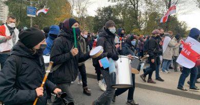 «Беларусы, продолжающие борьбу в очень тяжелых условиях, это великий народ»